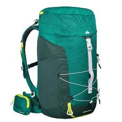 登山健行背包 40-L MH100-綠色