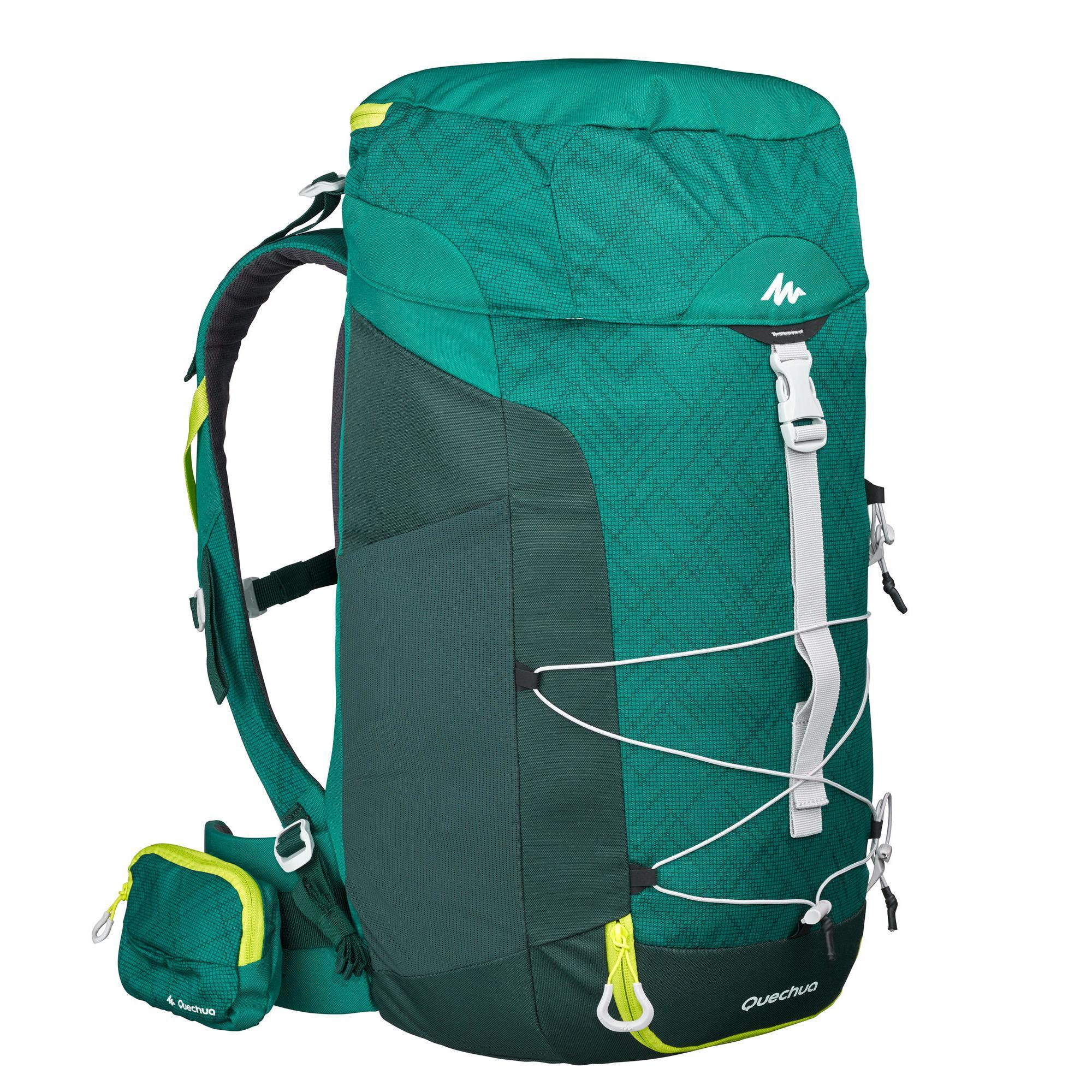 mochila de viaje de decathlon 40 l