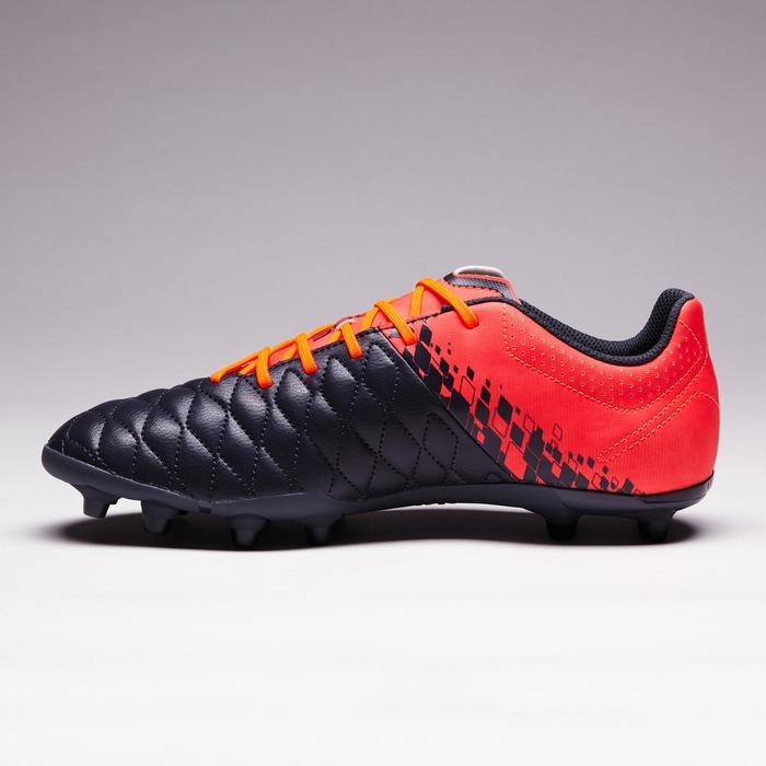 Chaussure de football adulte terrains secs Agility 500 FG bleue - 1352757