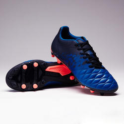 Women's Football Boots Agility 500 FG - Blue