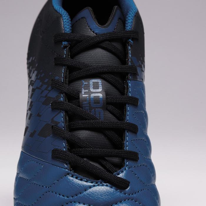 ff3747e9ec250 Botas de fútbol mujer terreno seco Agility 500 FG azul