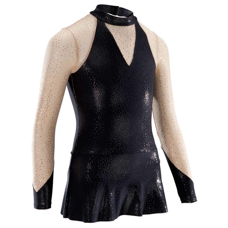 Ritmikus Gimnasztika ruházat és papucs Tánc, torna - Dressz ritmikus gimnasztikához DOMYOS - Fitness - DOMYOS