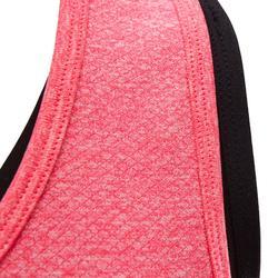 Fahrrad-Tank-Top MTB ST 500 Damen rosa