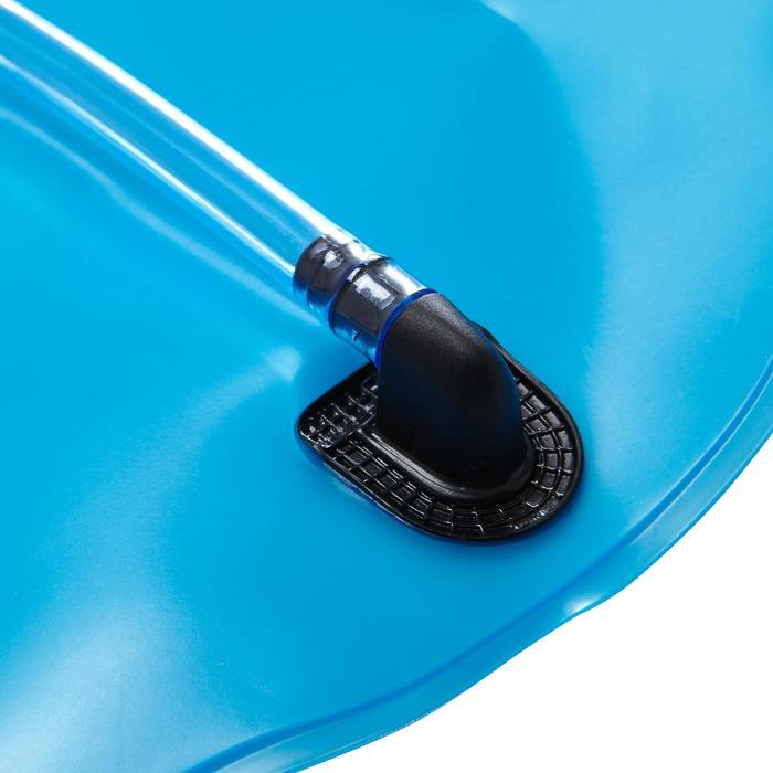 Waterzak voor trekking Trek 500 1 liter blauw