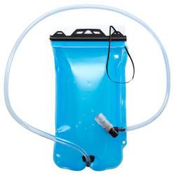 Mountain trekking water pouch TREK 500 - 1L