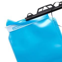 越野跑水袋2L-藍色