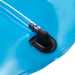登山水袋TREK 500 2 L-藍色