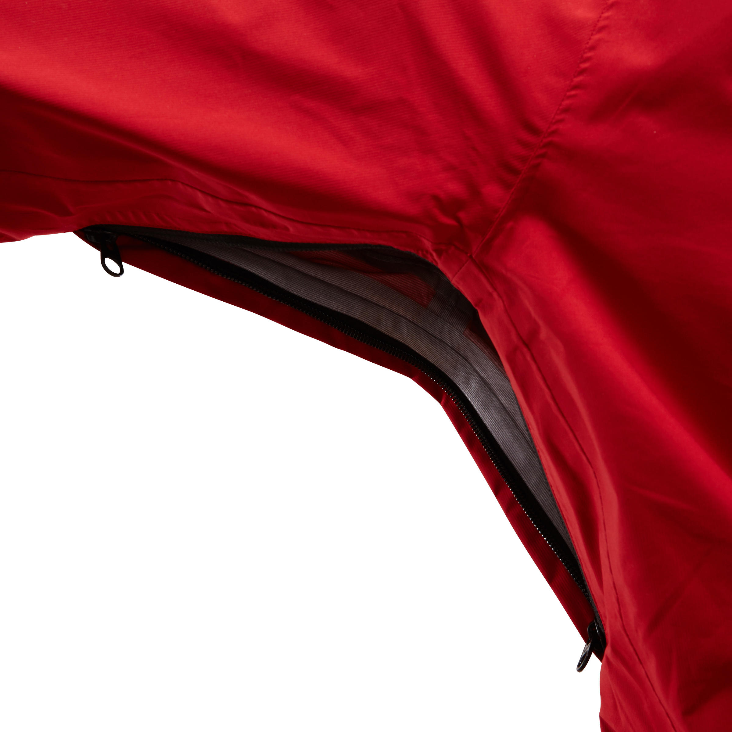 ST 900 Mountain Bike Rain Jacket - Red
