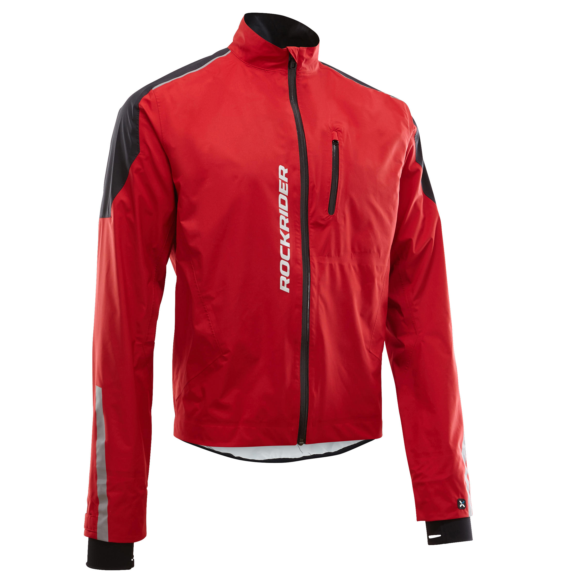 ST 900 Mountain Bike Rain Jacket - Red