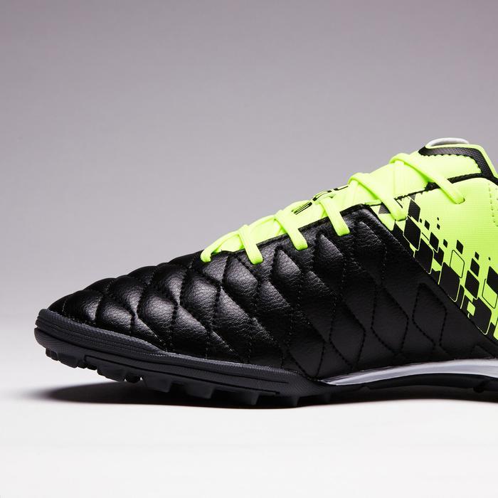 Chaussure de football adulte terrains durs Agility 500 HG noire - 1352954