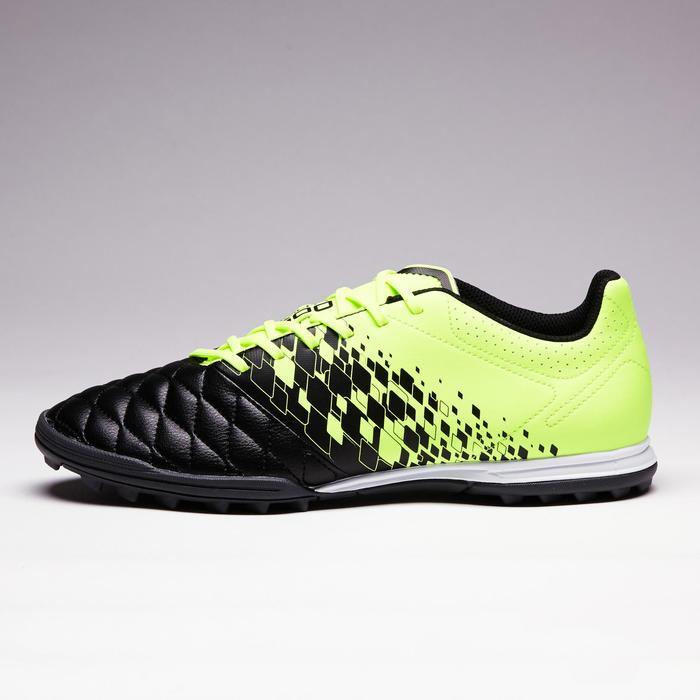 Chaussure de football adulte terrains durs Agility 500 HG noire - 1352955