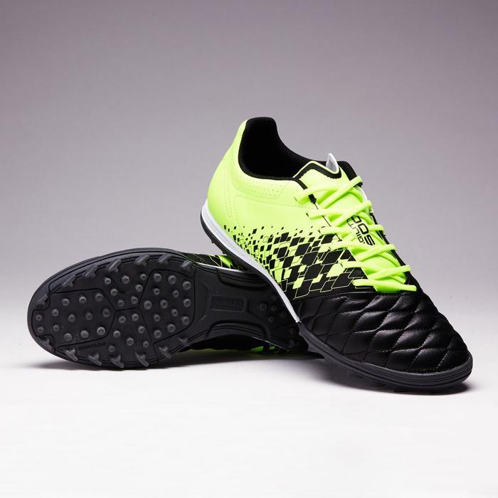 Chaussure de football adulte terrains durs Agility 500 HG noire - 1352959