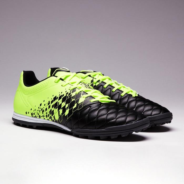 Voetbalschoenen volwassenen harde velden Agility 500 HG zwart groen