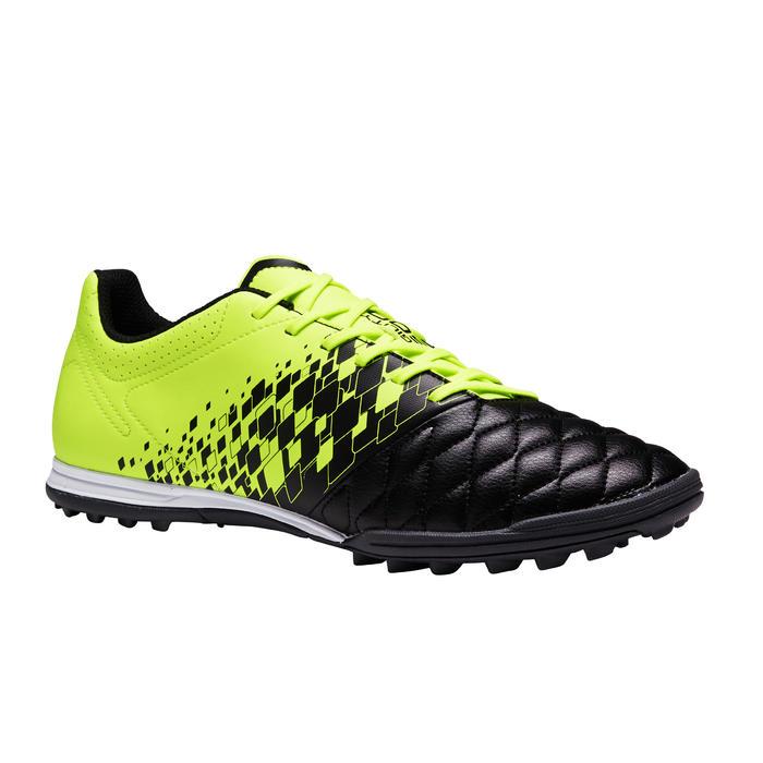Chaussure de football adulte terrains durs Agility 500 HG noire - 1352962