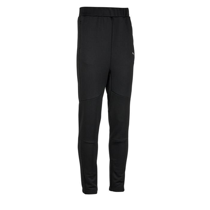 Pantalon Gym garçon noir - 1352988