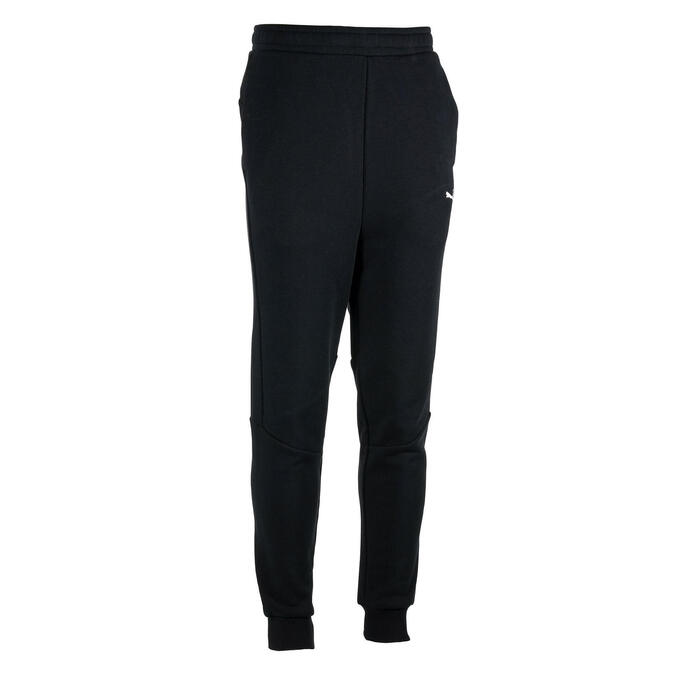 Pantalon gym garçon noir PUMA