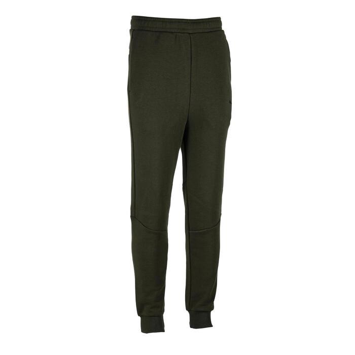 Pantalon Gym garçon kaki