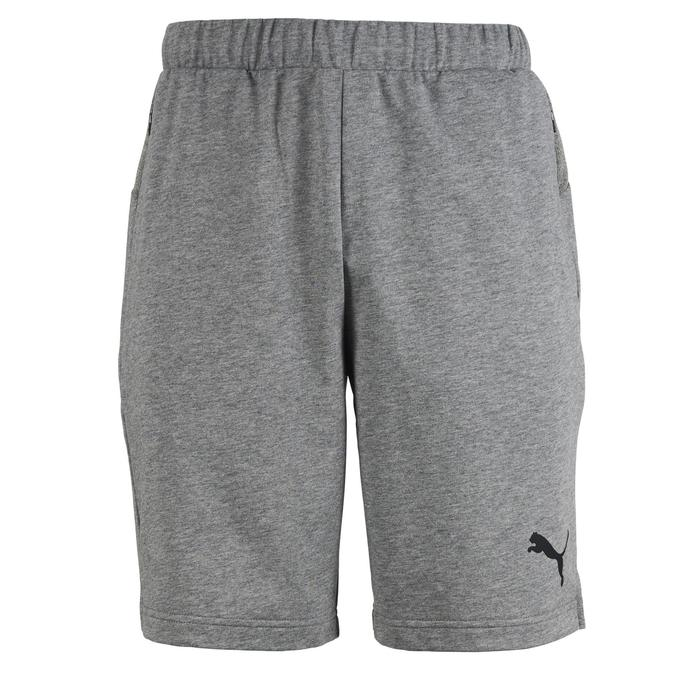 Short Active Puma 100 Gym Stretching homme gris - 1353027