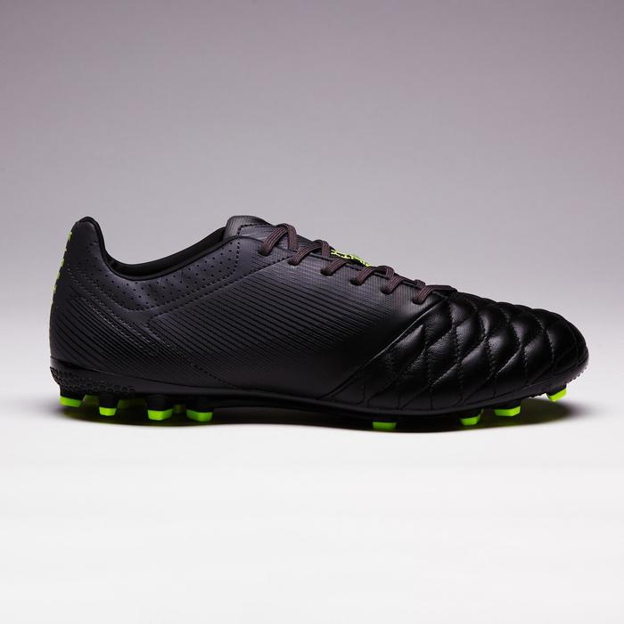 Agility 700 AG Adult Artificial Pitches Football Boots - Black/Grey