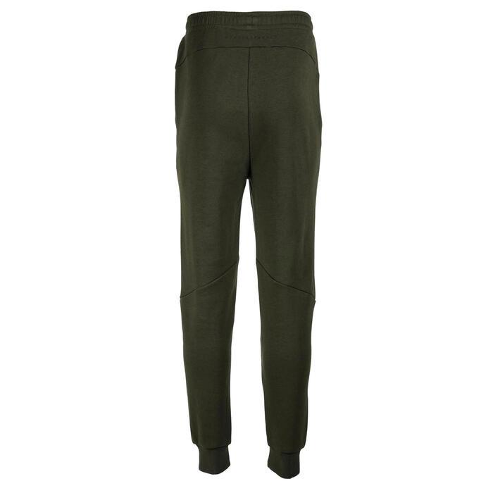 Pantalon Gym garçon kaki - 1353034