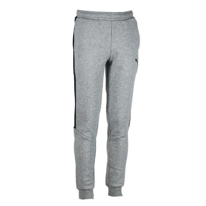 Pantalon Gym garçon gris