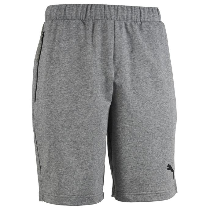 Short Active Puma 100 Gym Stretching homme gris - 1353055
