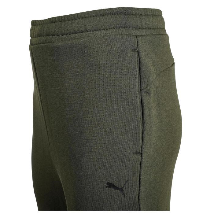 Pantalon Gym garçon kaki - 1353056