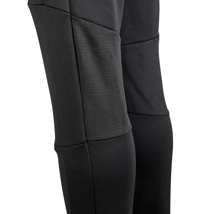 Pantalon Gym garçon noir - 1353068