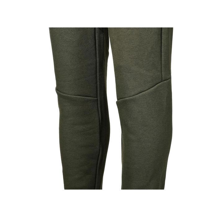 Pantalon Gym garçon kaki - 1353076