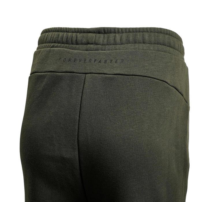 Pantalon Gym garçon kaki - 1353094