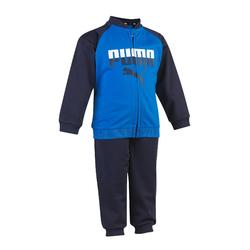 Trainingsanzug Gym Baby blau/blau