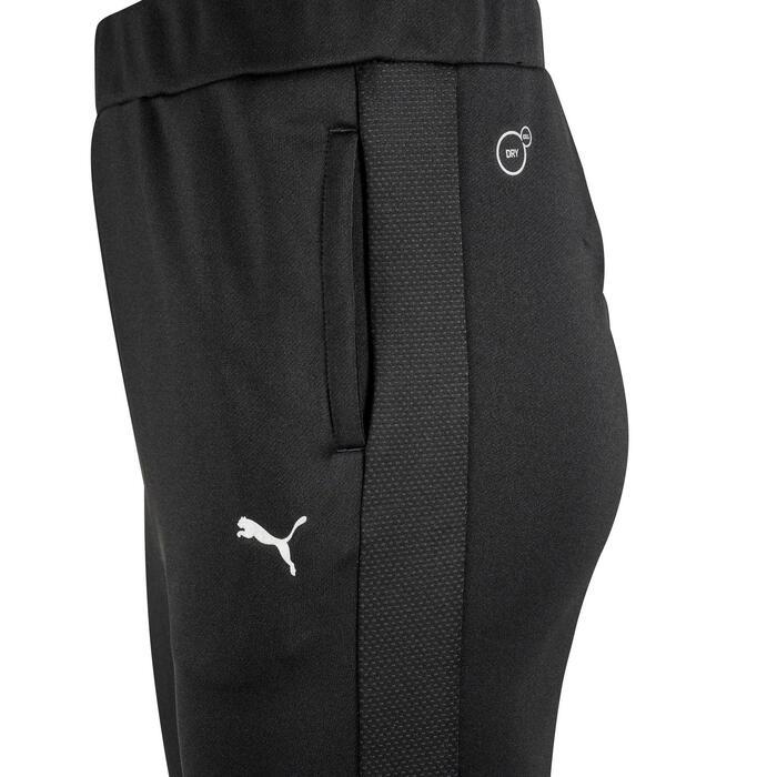 Pantalon Gym garçon noir - 1353106