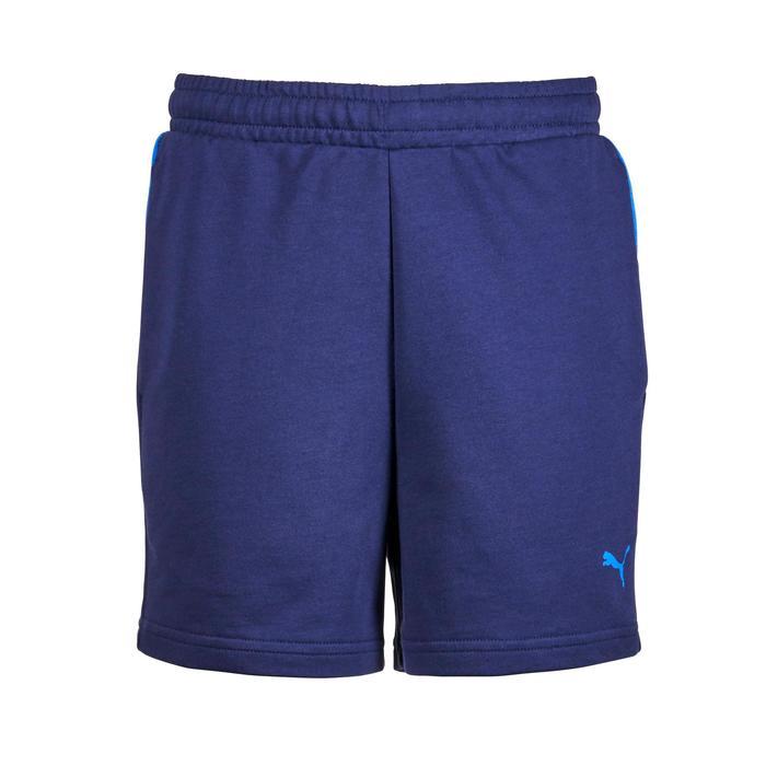 Short Gym garçon bleu - 1353124