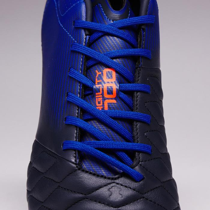 Agility 700 AG Adults' Artificial Pitch Football Boots - Dark Blue