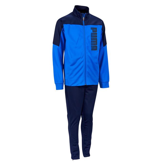 Survêtement Gym garçon bleu - 1353170