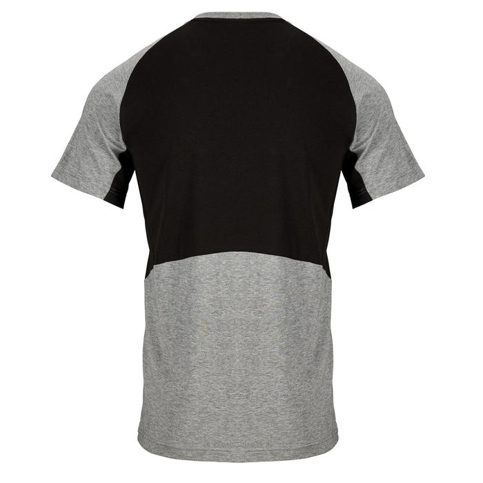 T-shirt Active 2 Puma 100 Gym Stretching homme gris - 1353177
