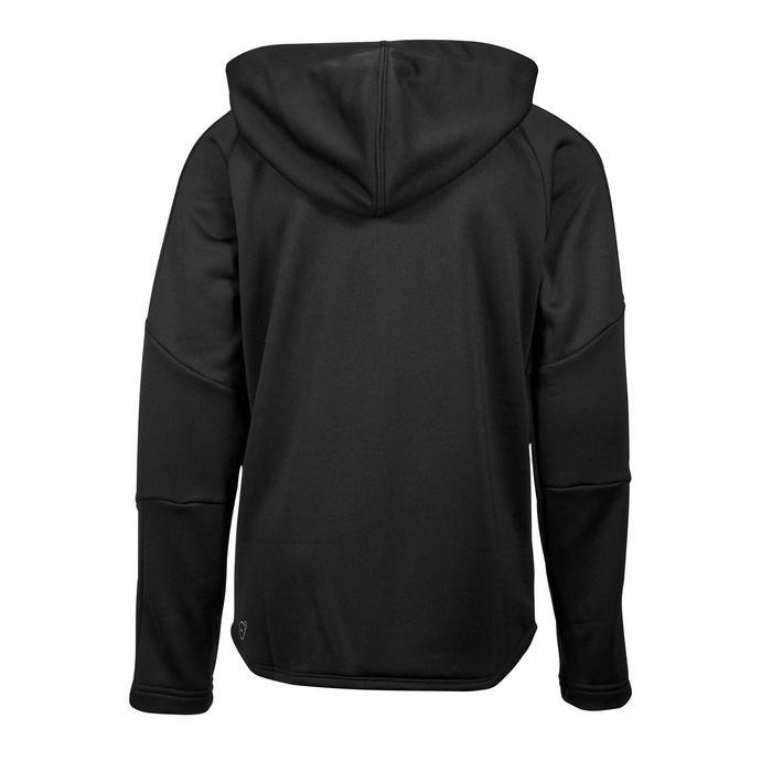 Veste capuche Gym garçon noir