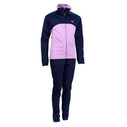 Survêtement Gym fille bleu rose