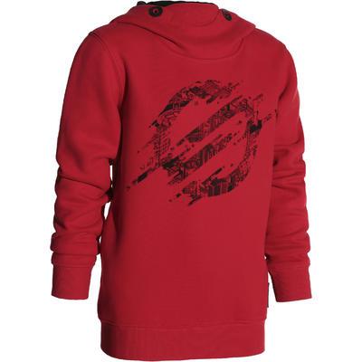 00c89c5c918fb Sweat Shirt Skate junior MID LOGO rouge