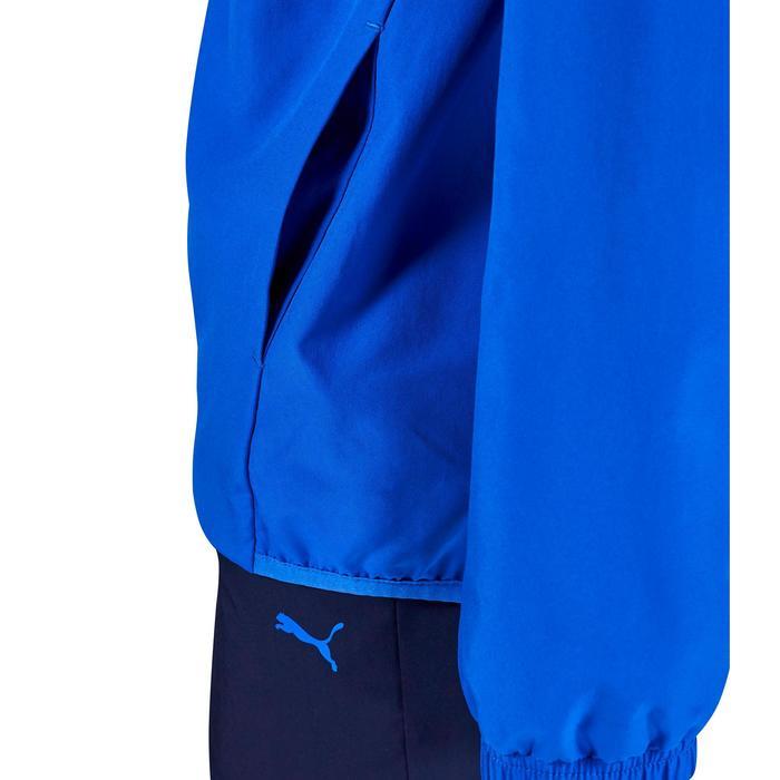 Survêtement Gym garçon bleu