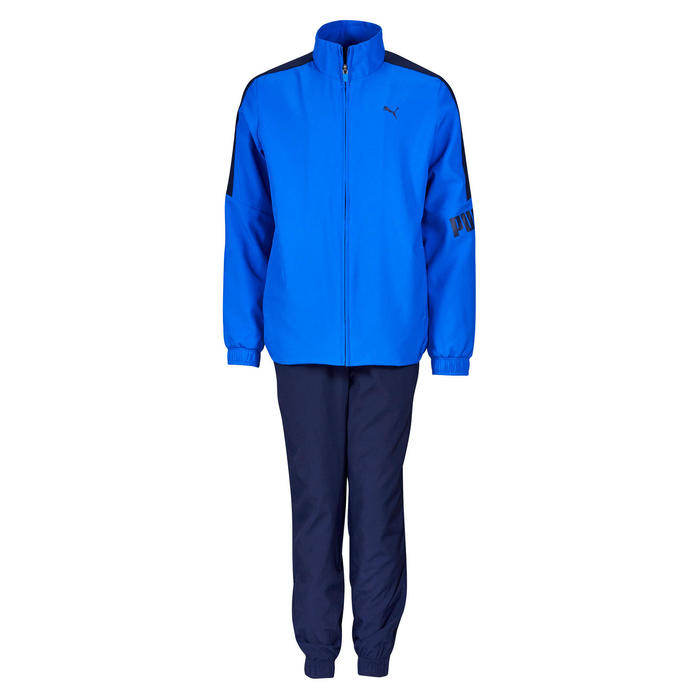 Survêtement Gym garçon bleu - 1353252