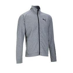 Veste Puma 100 Gym Stretching homme gris