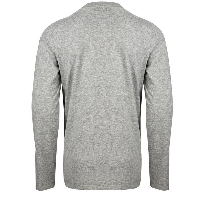 T-Shirt manches longues Gym garçon gris