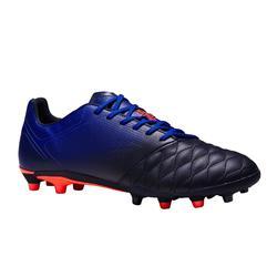 new products 0119a d8081 Botas de fútbol adulto terrenos secos Agility 700 FG azul oscuro naranja