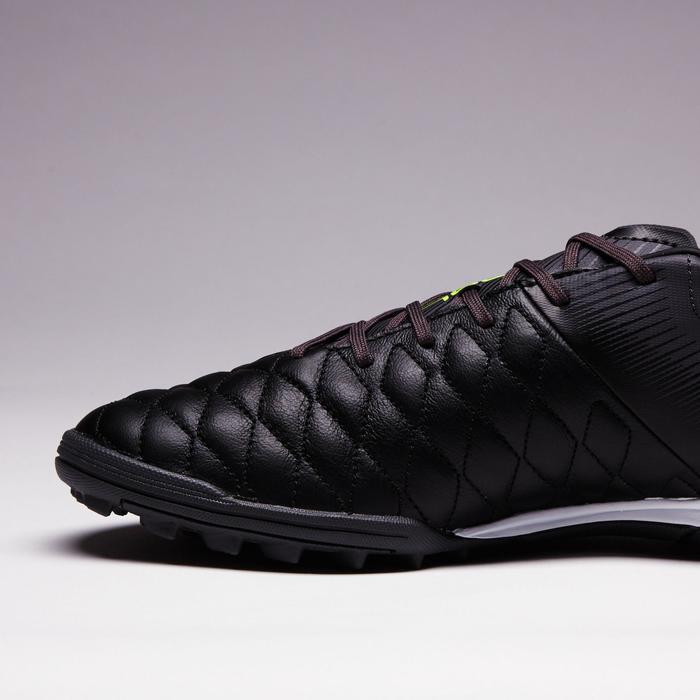 Chaussure de football adulte terrains durs Agility 700 HG noire grise - 1353397