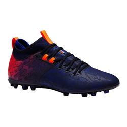 Agility 900 Mid AG Adult Artificial Grass Football Boots - Blue