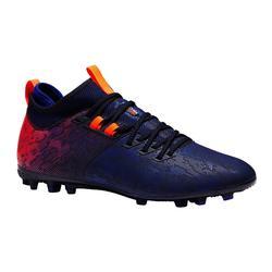 Agility 900 Mid AG Adult Artificial Grass Football Boots - Blue