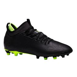 Voetbalschoenen Agility 900 Mid FG zwart/geel