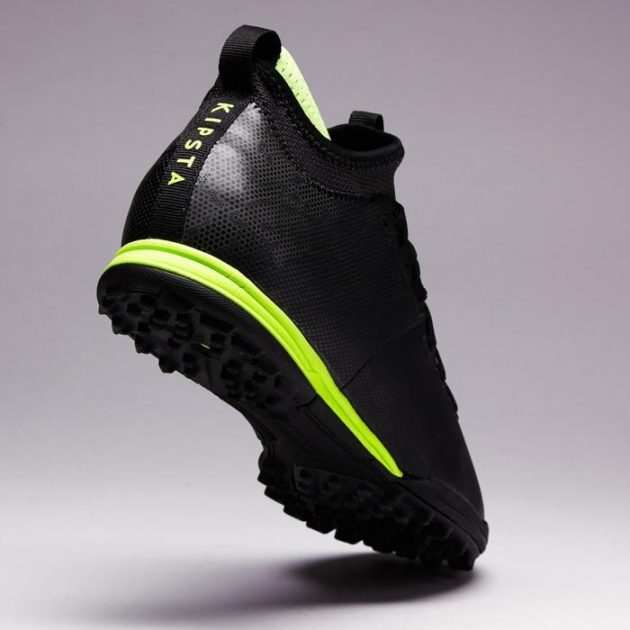 Voetbalschoenen Agility 900 HG zwart/geel