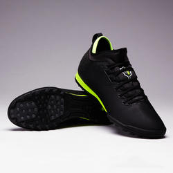 Men's Football Shoes Agility 900 HG - Black/Yellow